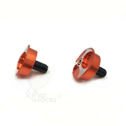 MirrorHolePlug For KTM 1050 Adventure 15-18 1290 Super Adventure 15-18 Black