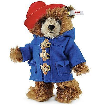 Steiff Paddington Bear Limited Edition Teddy Bear -17cm- EAN 664892