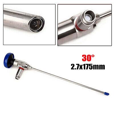 30endoscope Arthroscope Sinoscope 2.7x175mm Laparoscopy Fit For Storz Olympus