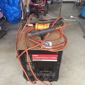Cigweld Transarc Contractor Welder Manly West Brisbane South East Preview