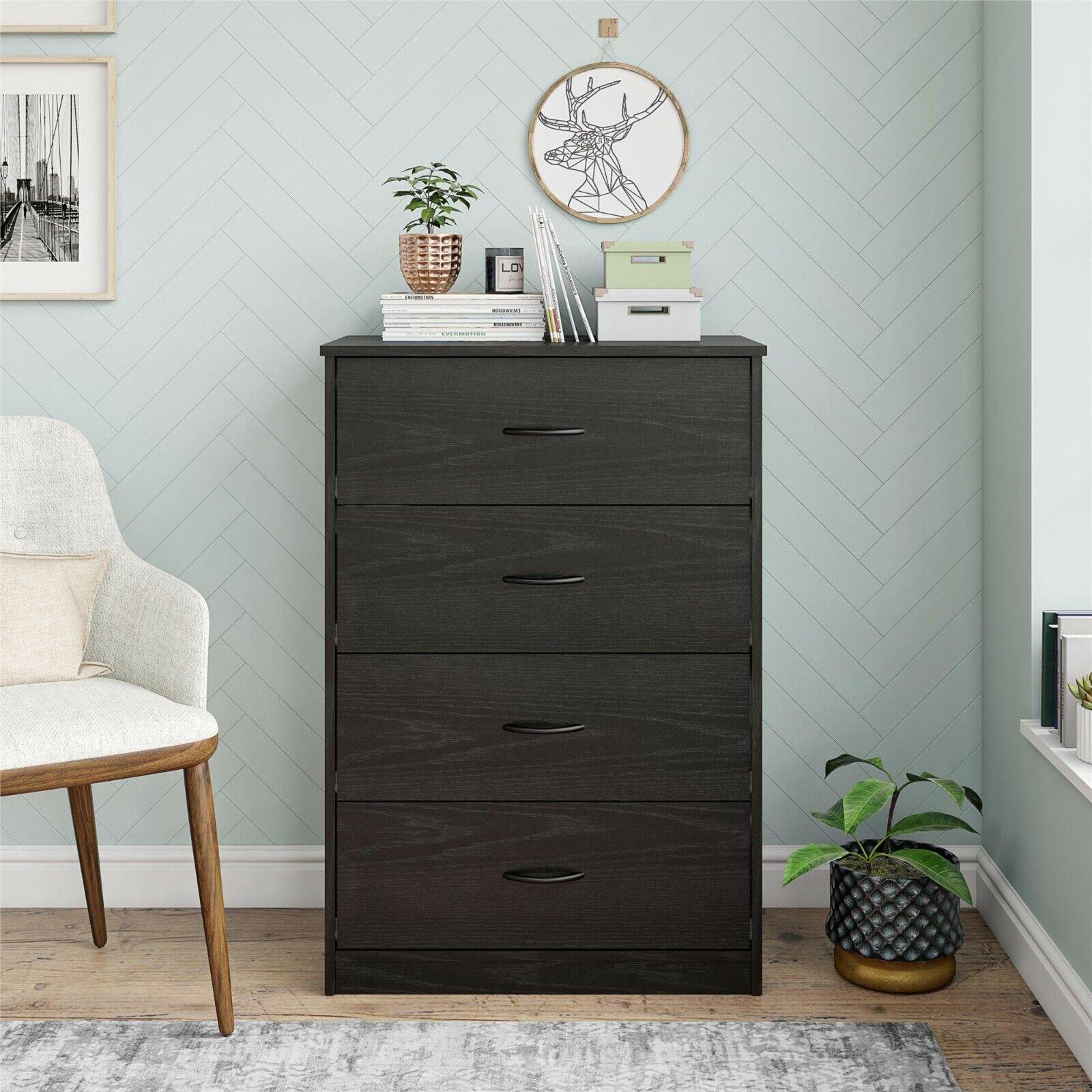 Sealy Batavia 4 Drawer Transitional Rta Dresser White Pattern For Sale Online Ebay