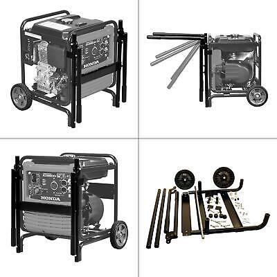 Eb2800i Or Eg2800i Generator 2-wheel Kit Honda Rubber Portable Stand Heavy Set