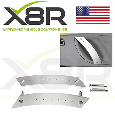 Billet Aluminum Door Handle Pulls - VW Beetle Interior Door Grab Metal Handles Replacement Repair Fix Kit X8R0137