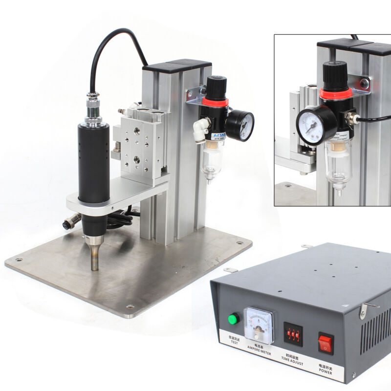 35Hz Ultrasonic Mask Welding Machine Ultrasonic Welding Machine for Mask Ear Wir
