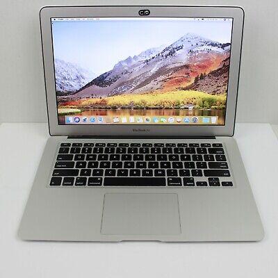 """MacBook Air 13"""" A1369 1.8GHz Intel Core i7 4GB RAM 256GB SSD (Mid-2011)"""