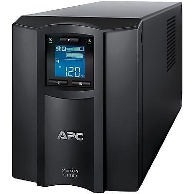 NEW APC Smart-UPS 1500VA 120V 900W Battery Backup Power Supply SMC1500 LCD 120V