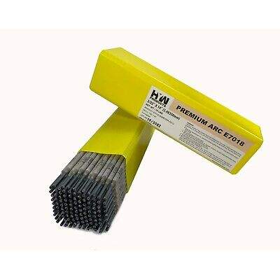 E7018 332 Premium Arc Welding Rods Carbon Steel Electrode 10 Lb Box