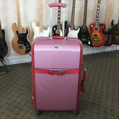 Samsonite Black Label Vintage Pink Spinner Suitcase Luggage 30""