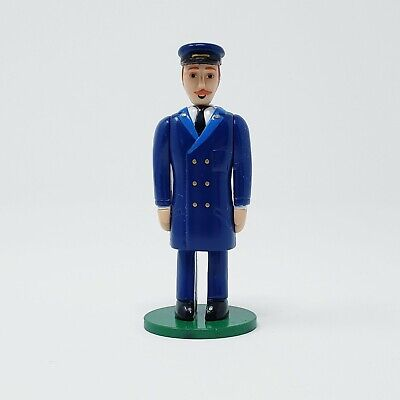 Thomas & Friends Bachmann Deluxe Custom Salty Conductor - Hornby Compatible