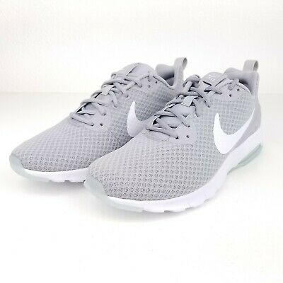 Nike Air Max Motion LW Mens Shoes WHITE/GRAY 833260 011 Size **