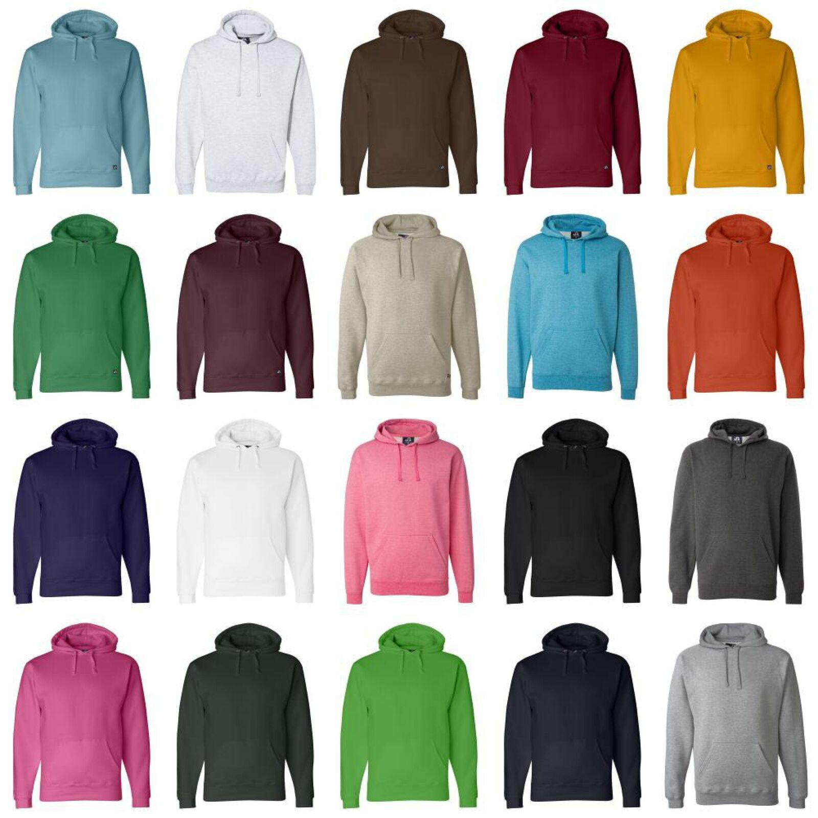 America Premium Hooded Sweatshirt 80//20 Mens Hoodie S-3XL 8824-JA8824 J