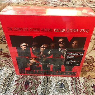 Tom Petty & The Heartbreakers - Complete Studio Albums Vol 2 - 12 LP - SEALED