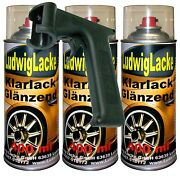 Klarlack Spray