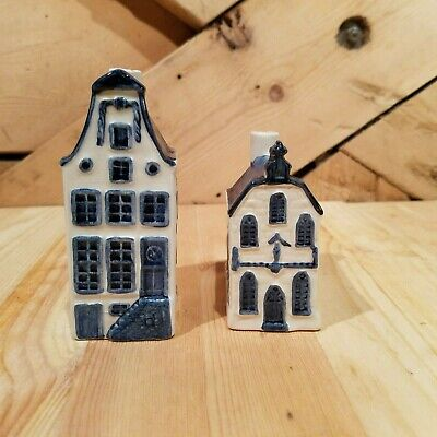 House Shaped Rynbende Schiedam, Holland Apricot Brandy Decanters - Swanky Barn