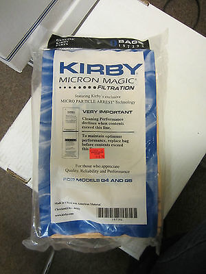 5 Micron Magic Filtration (Kirby Micron Magic Filtration  for G4 & G5 197394 )