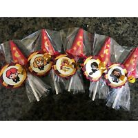 Party Favours or Loot Bags- Chocolate Lollipops