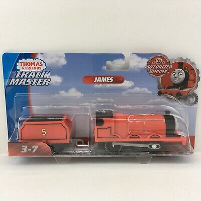 Thomas & Friends Trackmaster James Motorized Train Engine with Tender New
