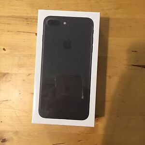 Sealed Iphone 7 plus 256gb Black with receipt Osborne Park Stirling Area Preview