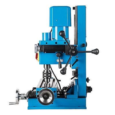Mini Drilling Milling Machine 600w W Straightforward Gear Drive Mechanism