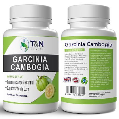 Garcinia Cambogia Weight Loss pills-Best Slimming Pills for Women by T&N