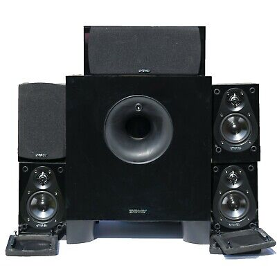 Energy 5.1 Take Classic Home Theater System Surround Sound Subwoofer (Energy 5-1 Take Classic Home Theater System)