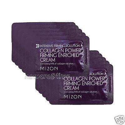 [MIZON] Collagen Power Firming Enriched Cream Sample 10pcs