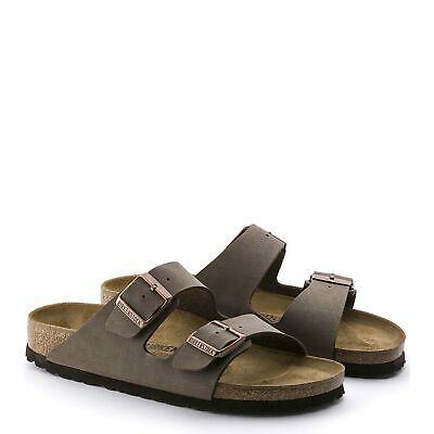 Brikenstock Arizona Men's Mocha Sandals 43**Open Box**