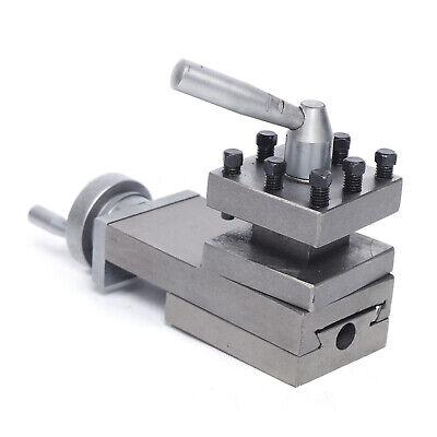 7.09 Swing Bench Lathe Metric Tool Slide Compound 90mm Stroke Lathe Tool Holder