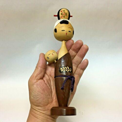 23.7cm Lullaby Kokeshi Japan No.B58C