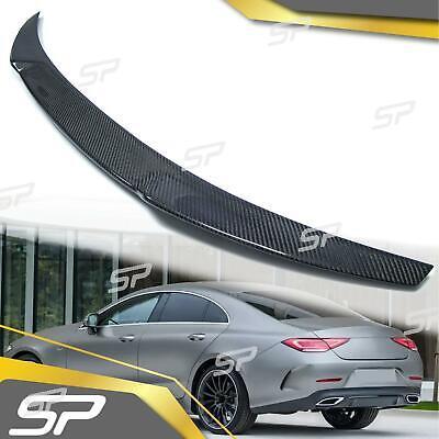 Carbon Fiber Spoiler Flügel Heckspoiler für Mercedes Benz CLS C257 ab 2018 pz1