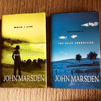 The Ellie Chronicles by John Marsden- Books 1 & 2