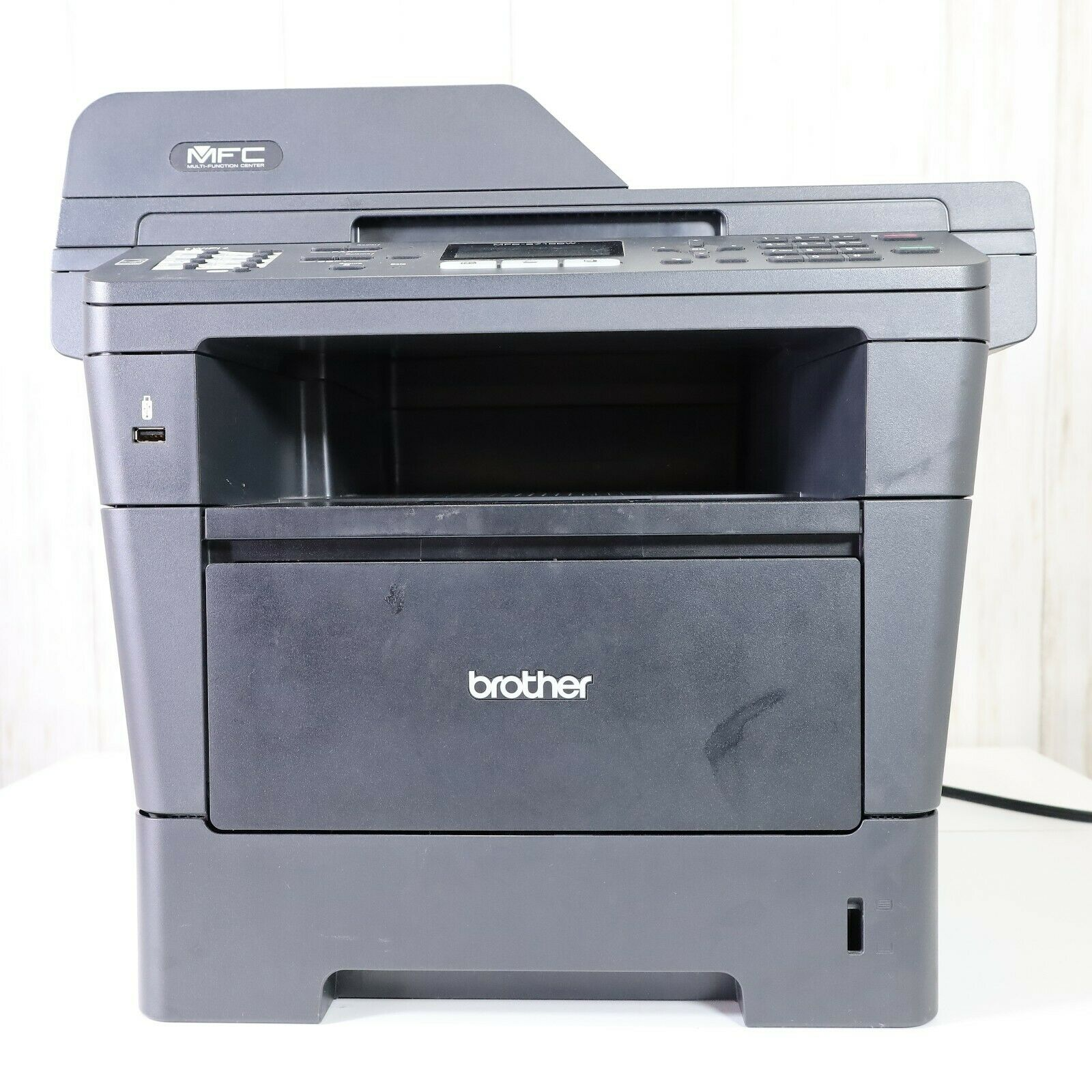 Brother MFC-8710DW Multifunction Wireless Mono Laser Printer