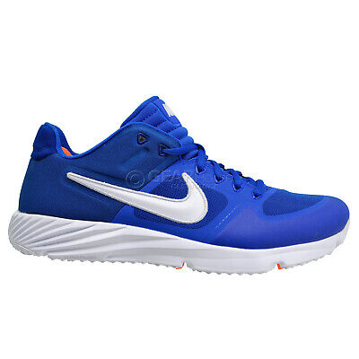 NIKE ALPHA HUARACHE ELITE 2 TURF Womens Softball Cleats Shoes - Blue - Size 9.5 Nike Huarache Elite