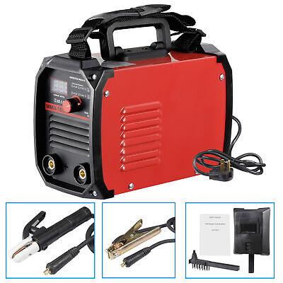 Dual Voltage Arc Welding Machine Handheld Dc Inverter Mma Stick Welder Equipment