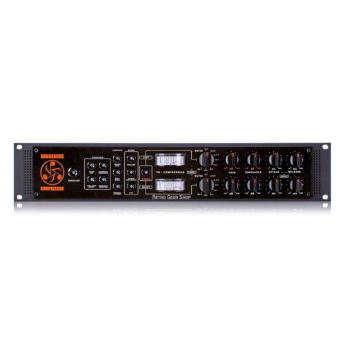 Dangerous Music Compressor 2 Channel Stereo Compressor