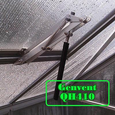 GenVent QH410 Auto Vent Greenhouse & Coldframe Window Opener
