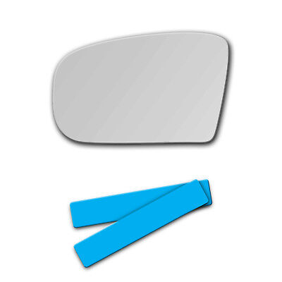 (S-747L Mirror Glass for Mercedes-Benz S CL AMG Class Driver Side View Left LH L)