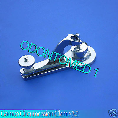 6 Gomco Circumcission Clamp 3.2 Urology Instruments