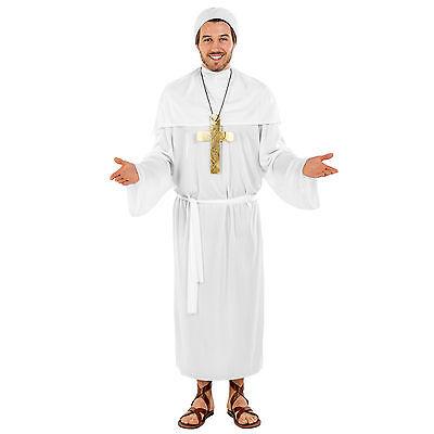 Herrenkostüm Papst Priester Pfarrer Pastor Kirche Geistlicher Fasching Karneval