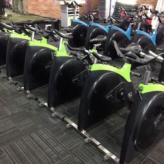 BODYBIKE CLASSIC SUPREME COMMERCIAL SPIN BIKE RRP$1900 Osborne Park Stirling Area Preview