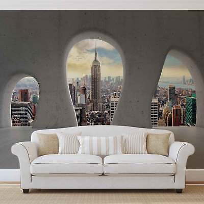 WALL MURAL PHOTO WALLPAPER XXL New York City View (2813WS)