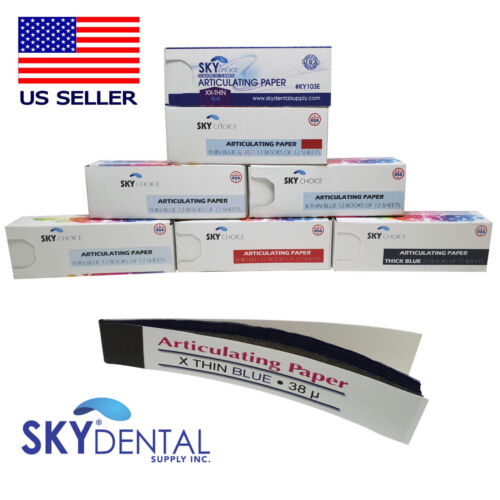 144 Sheets /Box Articulating Paper Thick / Thin / X-Thin / XX-Thin Sky Choice