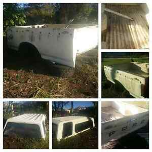 F-TRUCK Tray and canopy Morayfield Caboolture Area Preview