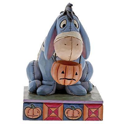 Disney Traditions 6000952 Melancholy Mummy Eeyore Halloween Figurine ()