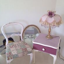 Bedside Table & Lamp Narrabeen Manly Area Preview