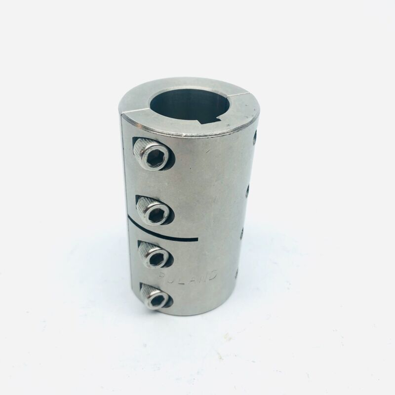 RULAND SPC-16-12SS COUPLING TWO PIECE BORE DIA