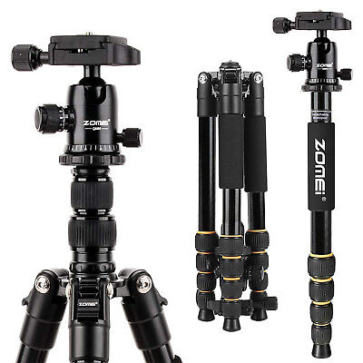 ZOMEI Portable Professional Tripod&Ball Head Travel for Canon DSLR Camera