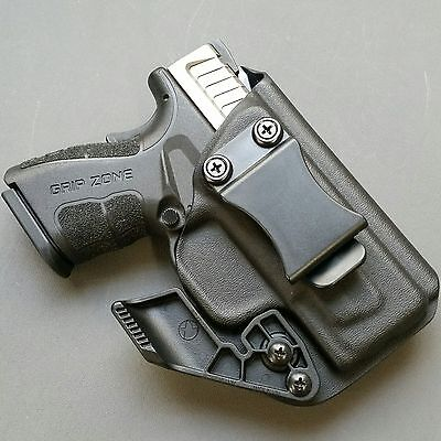 Springfield Armory Xd Mod 2 Subcompact Kydex Holster Iwb Straight Draw
