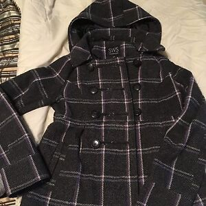 Girls coat- size s
