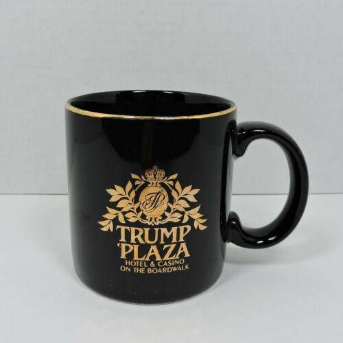 Trump Plaza Atlantic City Casino Hotel Mug